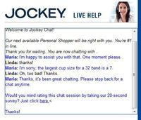 Jockeychat