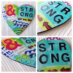 Strongheartfin